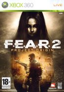 Jaquette F.E.A.R. 2 : Project Origin