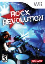 Jaquette Rock Revolution
