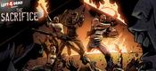 Couverture Left 4 Dead: The Sacrifice