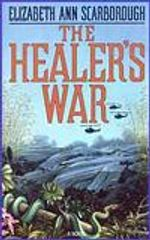 Couverture The Healer's War