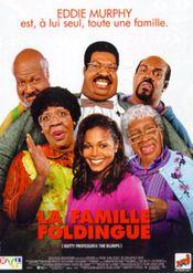 Affiche La Famille Foldingue