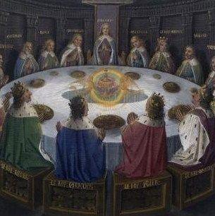 Les chevaliers de la table ronde film 1990 senscritique - Les chevaliers de la table ronde chanson ...