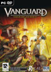 Jaquette Vanguard : Saga of Heroes