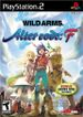 Jaquette Wild Arms Alter Code : F