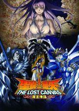 Affiche Saint Seiya : The Lost Canvas