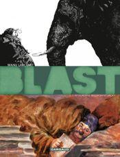 Couverture L'Apocalypse selon Saint Jacky - Blast, tome 2