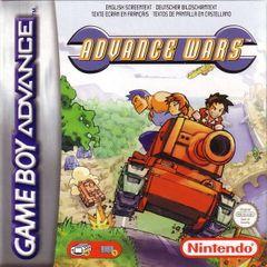 Jaquette Advance Wars