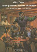 Couverture Pour quelques deniers de cuivre - Garrett, détective privé, tome 3
