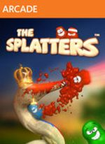 Jaquette The Splatters