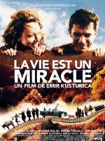 Affiche La Vie est un miracle