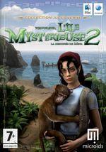 Jaquette Retour sur l'île mystérieuse 2 : La Destinée de Mina