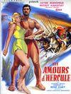 Affiche Les Amours d'Hercule