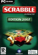 Jaquette Scrabble Interactif Edition 2007