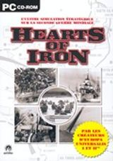 Jaquette Hearts of Iron