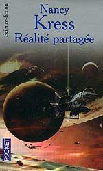 Couverture Réalité partagée - Le Cycle de la probabilité, tome 1