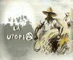 Affiche Vivre l'utopie!