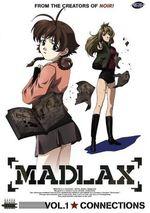 Affiche Madlax