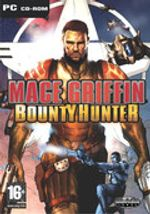 Jaquette Mace Griffin: Bounty Hunter