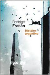Couverture Histoire argentine