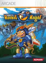Jaquette Rocket Knight