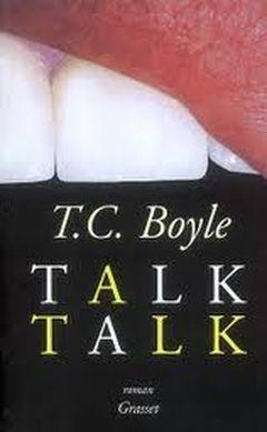 Couverture Talk Talk