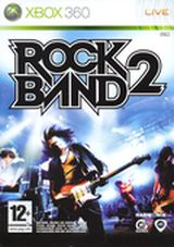 Jaquette Rock Band 2