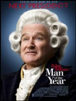 Affiche L'Homme de l'année