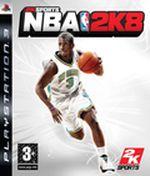 Jaquette NBA 2K8