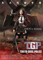 Affiche Tokyo Gore Police