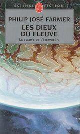 Couverture Les Dieux du fleuve - Le Fleuve de l'éternité, tome 5