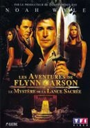 Affiche Les Aventures de Flynn Carson : Le Mystère de la lance sacrée