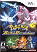 Jaquette Pokémon Battle Revolution