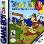 Jaquette Yogi Bear : Great Balloon Blast
