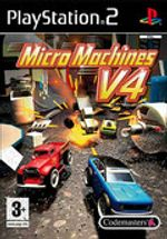 Jaquette Micro Machines V4