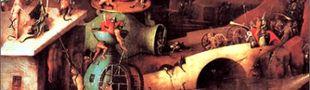 Couverture Tout l'oeuvre peint de Bosch