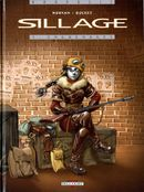 Couverture Engrenages - Sillage, tome 3