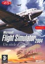 Jaquette Flight Simulator 2004 : Un siècle d'aviation