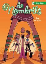 Couverture Duel de belles - Les Nombrils, tome 4