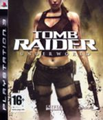 Jaquette Tomb Raider Underworld