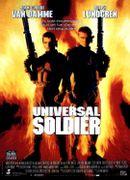 Affiche Universal Soldier