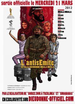 Affiche L'Antisémite