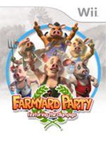 Jaquette Farmyard Party