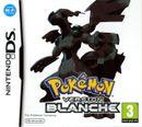 Jaquette Pokémon Version Blanche