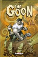 Couverture Tas de ruines - The Goon, tome 3