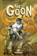 Couverture Tas de ruines - The Goon, tome 3