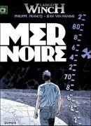 Couverture Mer noire - Largo Winch, tome 17