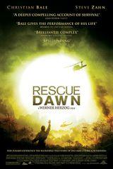 Affiche Rescue Dawn