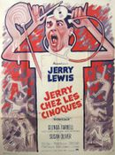 Affiche Jerry chez les cinoques