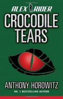 Couverture Crocodile Tears - Alex Rider, tome 8