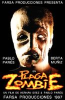 Affiche Plaga Zombie